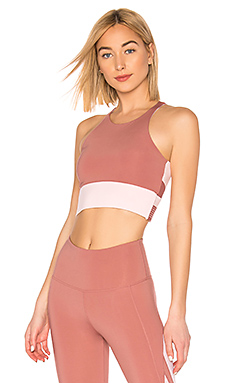 Nylora Aria Tank in Dusty Pink & Peony Combo from Revolve.com