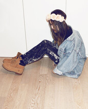 pants,jeans,hipster,yolo,black,white,acid wash,swag,timberlands,denim jacket,black and white,hat,jacket,bag,Pop Couture,flower crown,shoes,jewels,❤️,brown timberlands,marble