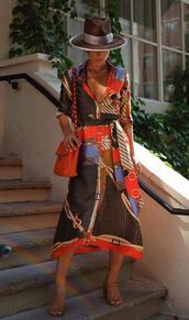 dress,rocky barnes,instagram,blogger,shift dress,midi dress