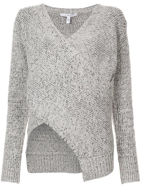 DEREK LAM 10 CROSBY jumper women nude wool sweater