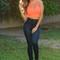 Dark blue classic high waist skinny jeans | fashion nova