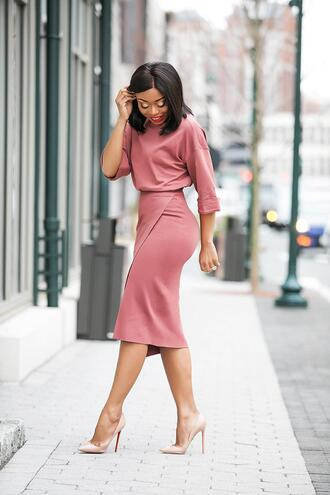 jadore-fashion blogger skirt top shoes