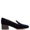 Kingsley velvet loafers