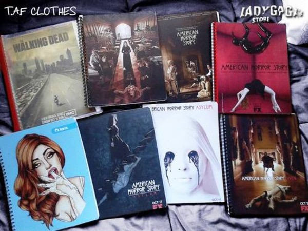 bag lady gaga asylum coven the house american horror story belt