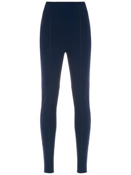 Gloria Coelho leggings high women pants