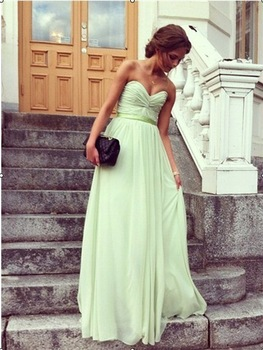 Aliexpress.com : Buy Modern Long Evening Dress 2014 Cheap Under $ 40 Prom Dresses Simple Summer Dress from Reliable dresses form suppliers on GP Clothing Co.,Ltd