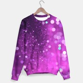 sweater,glitter,violet,xmas,bokeh,blurryface,girly,sparkle