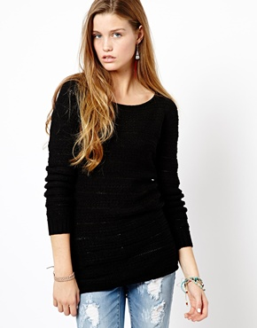 Only | Only Crew Neck Jumper at ASOS