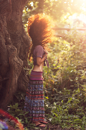 skirt,boho,bohemian,long skirt,colorful,purple,gypsy,hippie,gypsy maxi skirt,gypsy-style top,violet,red dress,red,red skirt,boho dress,boho chic,boho hippie dress fashion,blue dress,blue skirt,vintage,cool,summer dress,summer outfits,fashion,boho gypsy,jewels,t-shirt