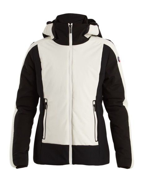 Fusalp jacket white
