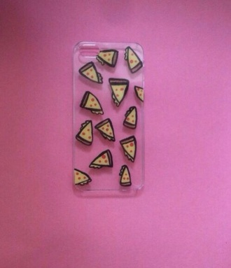 nail polish phone cover pizza jewels pizza slices case for iphone 4/4s/5 ipod touch 4 case ipod touch 4