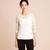 Mujer Camiseta de encaje en crema – los mejores precios en C&A