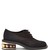 Casati pearl-heeled satin-drill derby shoes
