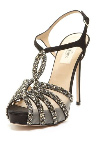 shoes valentino sandals prom studded 20s