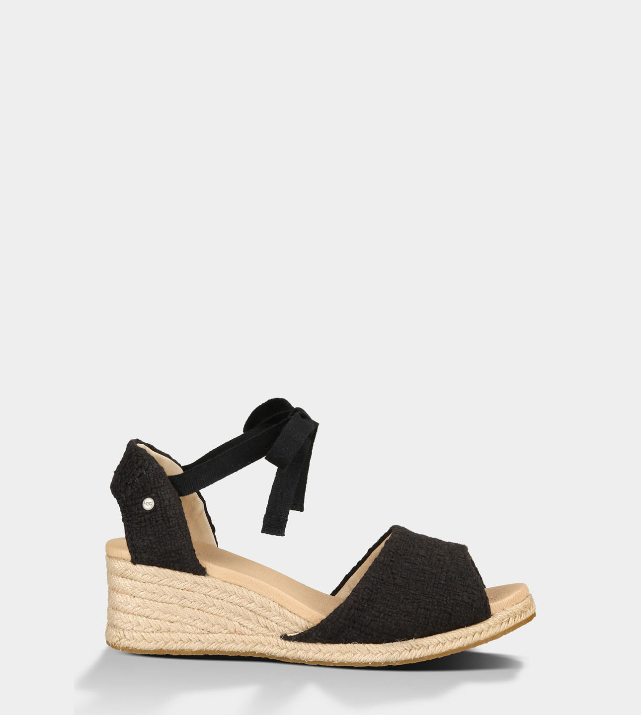 UGG® Delmar for Women | Ankle Strap Wedges at UGGAustralia.com