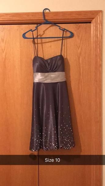 dress purple dress prom dress formal dress bridesmaid