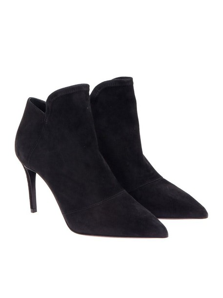 GREY MER boot black shoes