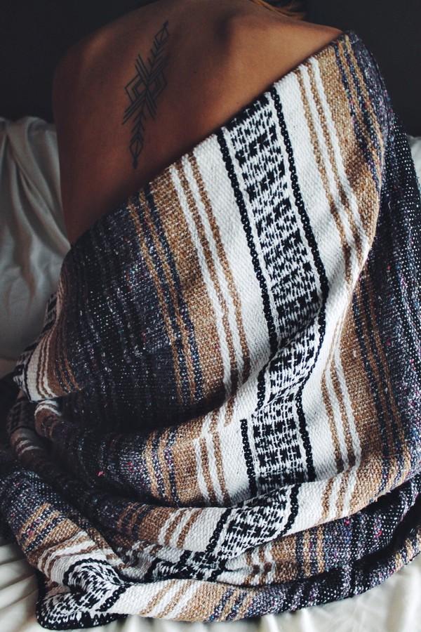 Bohemian Throw Blankets Delectable Bohemian Throw Blanket Mandala Blanket Golden Blanket Hippie