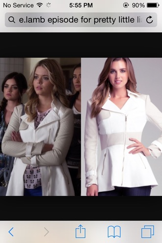 coat pretty little liars