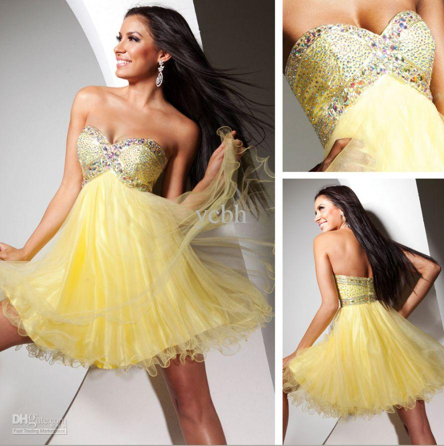 Line short prom dress beading tulle sleeveless cocktail gown 11386, free shipping, $78.4