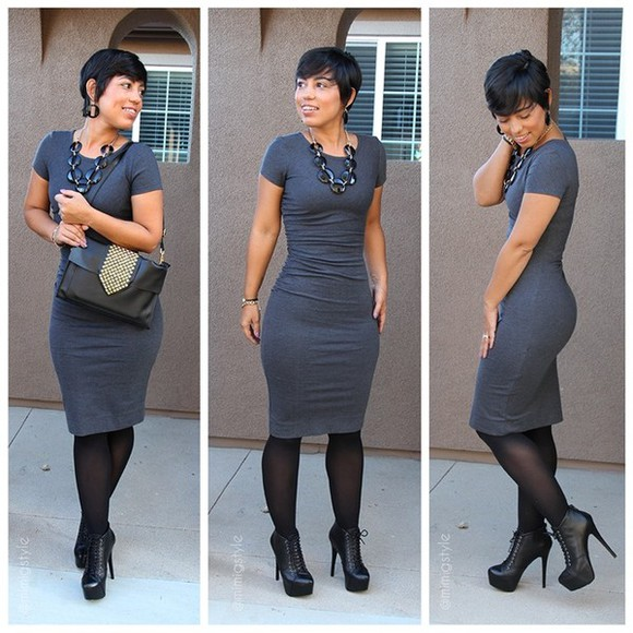 grey dress shoes black ankle boots