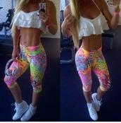 tights,bright,multicolor,tight