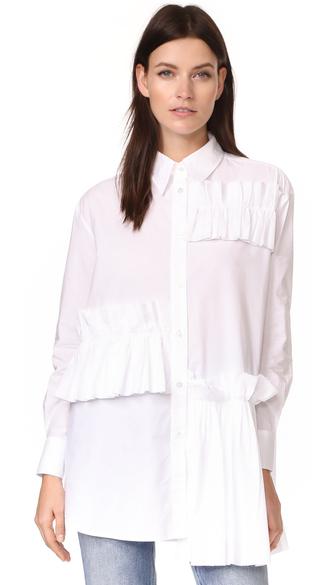 top fashion clothes shopbop tunic shirt