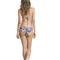 Agua bendita optico bikini | designer swimwear