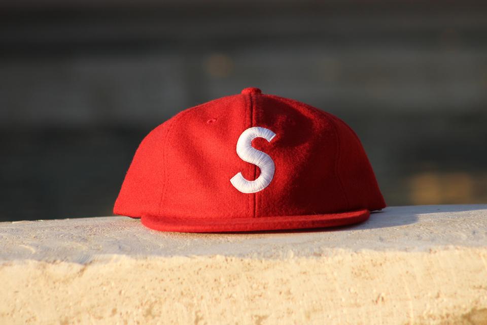 77c9936fdbe Supreme Supreme S Logo Cap Wool Size One Size  112