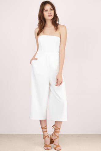 jumpsuit wide leg jump suit cropped jumpsuit wide leg jumpsuit wide-leg pants wide legged culotte jumpsuit