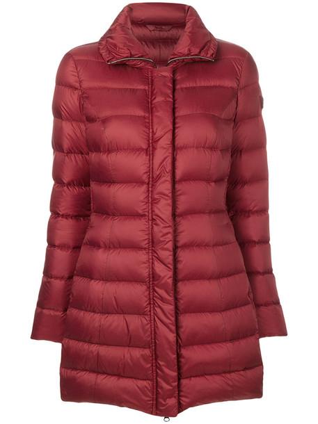 Peuterey jacket puffer jacket women red