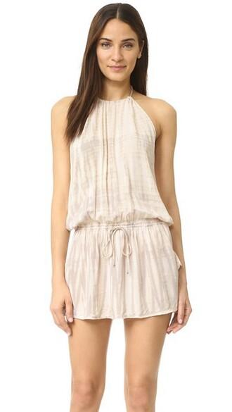 dress halter dress