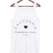 California paradise cove malibu tank top