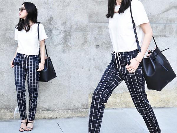 her imajination blouse shoes bag sunglasses jewels jeans pants