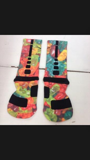socks nike