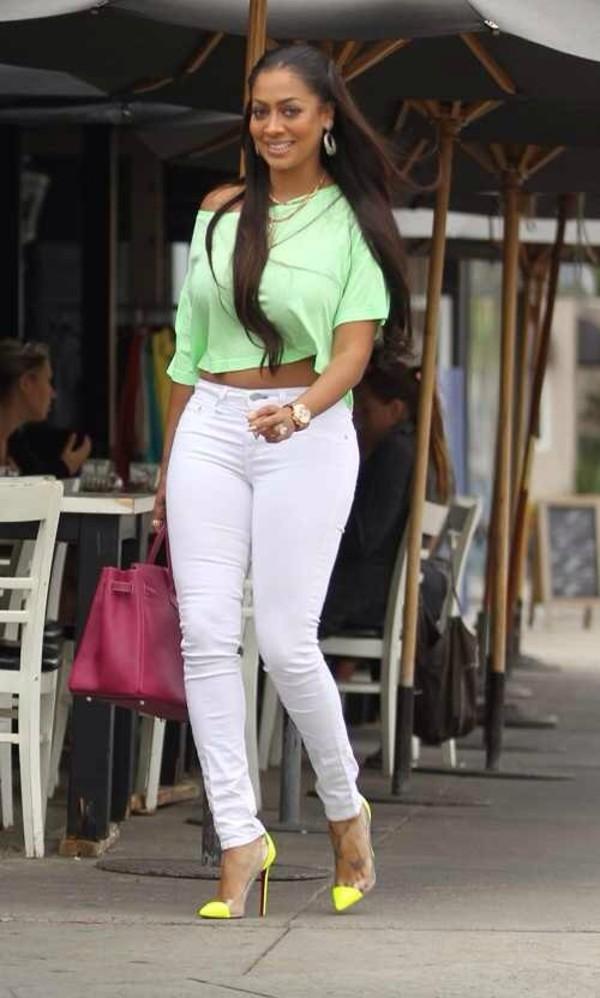 shirt lala anthony pants shoes