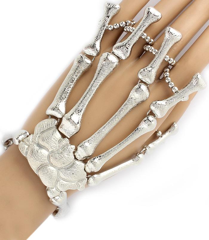 Silver Metacorpus bracelet