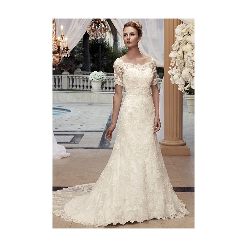 Casablanca Bridal - 2119 - Stunning Cheap Wedding Dresses|Prom Dresses On sale|Various Bridal Dresses