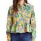 Msgm floral print blouse