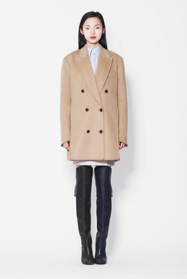 coat lookbook fashion phillip lim shoes shirt
