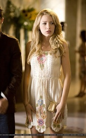 serena van der woodsen,blake lively,gossip girl dress,gossip girl