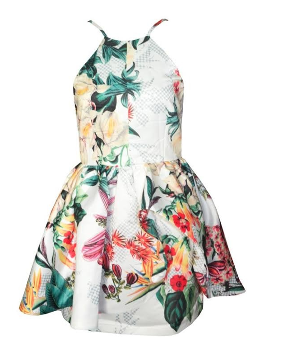 Cream dream dress  / big momma thang