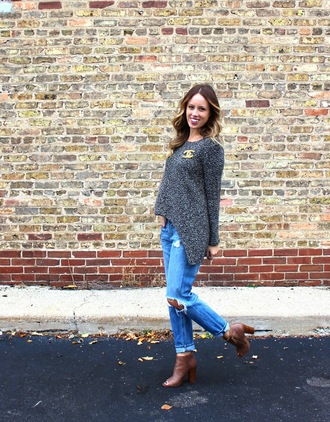 the whiskey wolf blogger jeans
