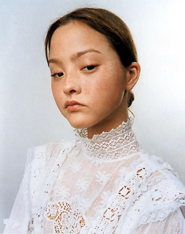 Blouse: lace top, lace blouse, long sleeve top, vintage, white ...