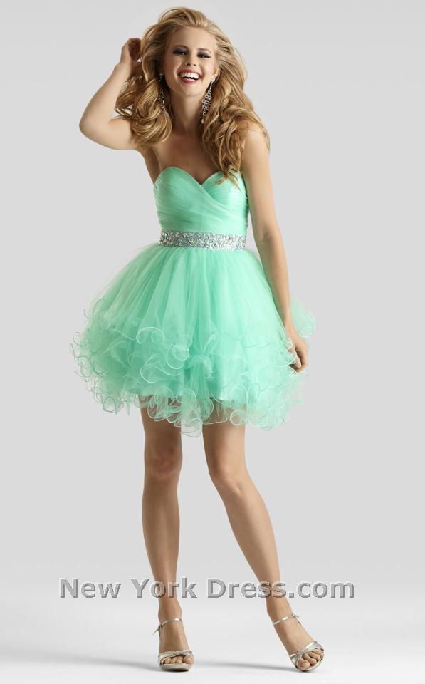 Clarisse 2303 Dress - NewYorkDress.com