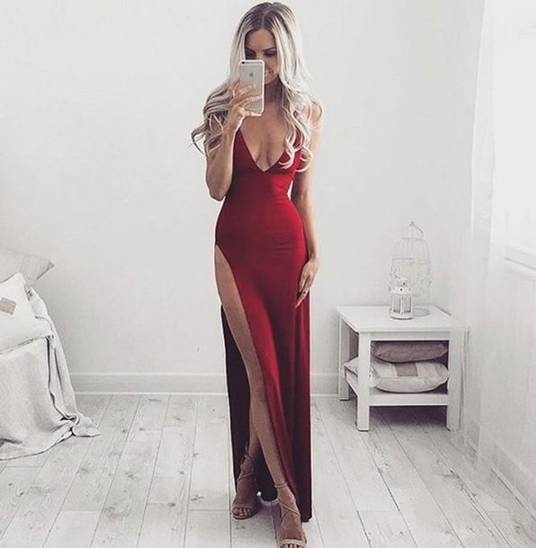 dress, jessica rabit, long gown, mermaid prom dress, jessica rabbit ...
