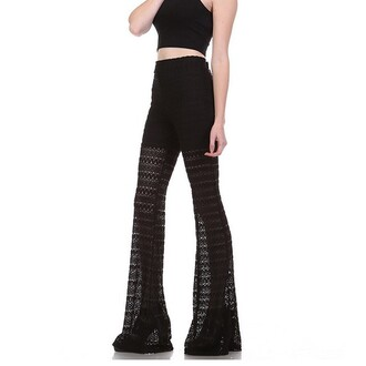 pants divergence clothing black pants tumblr clothes
