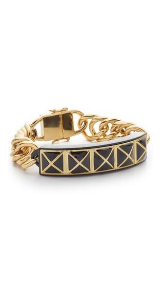 gold black jewels