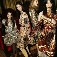 Kendall Jenner Stars in Givenchy Fall 2014 Campaign—See the Pic!
