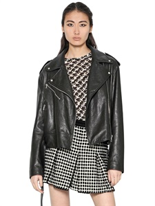 LEATHER JACKETS - PROENZA SCHOULER -  LUISAVIAROMA.COM - WOMEN'S CLOTHING - FALL WINTER 2014